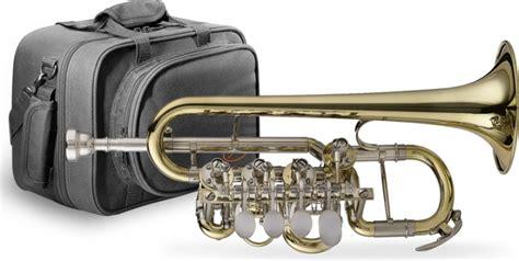 E Gitarre Lackieren Kosten by Stagg 77 Tpr Hoch B A Piccolo Trompete Im Softcase Piccolo