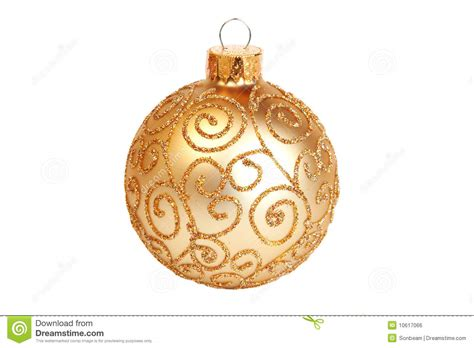 gold ornament stock photo image of scrolled bauble