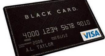 visa black card review requirements and qualifications