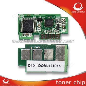 reset chip samsung mlt d101s toner reset chip for samsung scx 3400 printer cartridge