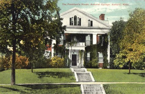amherst music house the president s house amherst college