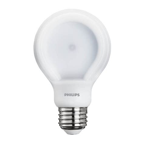 philips a19 led light bulb philips 433235 60 watt equivalent slimstyle a19 led light