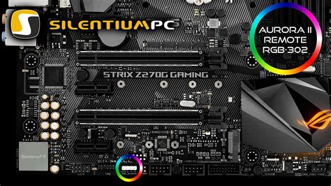 motherboards with rgb lighting en ii remote rgb 302 connecting to the