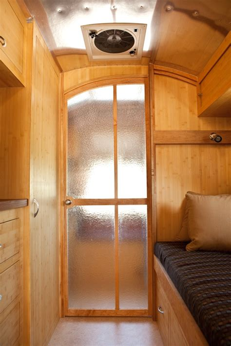 Rv Interior Doors Vintage Airstream For Sale New Prairie Construction