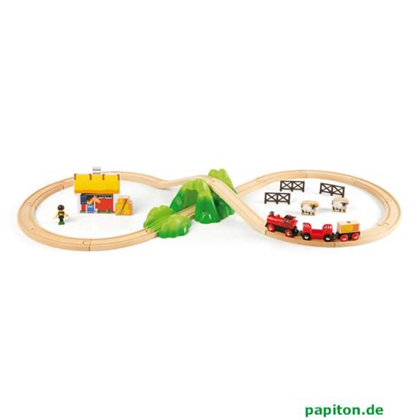 brio train starter set train brio starter set huit ferme 33 043