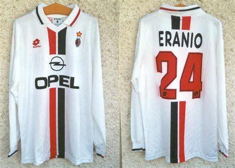 Jersey Ac Milan Home 1995 acmilan 95 96