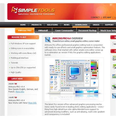 simple design tool simple tools web design insofta design