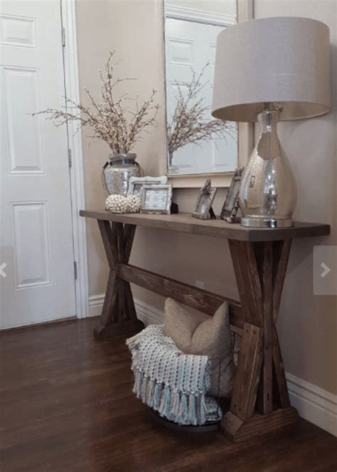 Front Hallway Table Styling Your Entryway Entryway Console Table Entryway Console And Console Tables