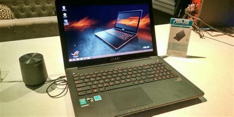 Laptop Asus Rog Di Indonesia laptop gaming asus dibanderol rp 15 juta di indonesia kompas