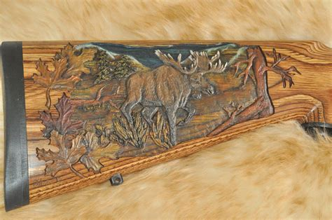 deb lindsay custom wood carving artist western art