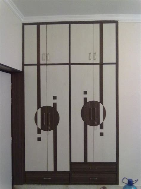 Sunmica Door Design Catalogue by Wardrobe Design Gharexpert