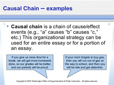 Causal Argument Essay by Causal Argument Essay Exles Botbuzz Co