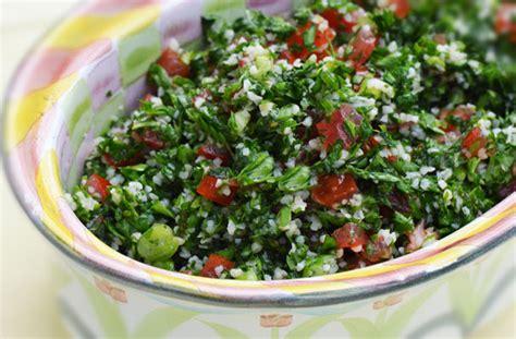 cucina tipica libanese taboul 233 alla libanese parliamo di cucina