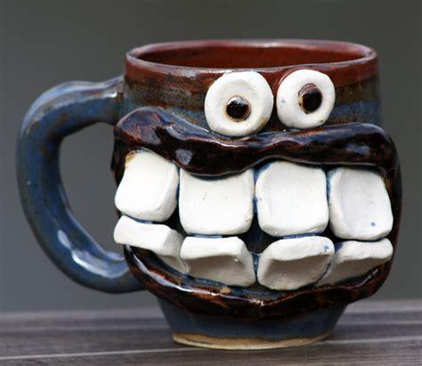 Goofy Coffee Mug Funny Dentist Gift by NelsonStudio on Etsy