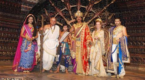 film india ashoka terbaru siap siap antv isyaratkan bakal boyong pemain ashoka ke