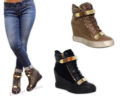 scarpe sportive con zeppa interna scarpe con zeppa tutte le offerte cascare a fagiolo