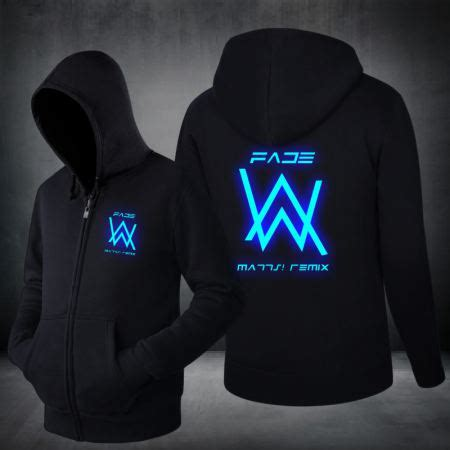 Sweater Alan Walker Hoodie Jumper alan walker zip alan walker hoodie sweatshirtxy