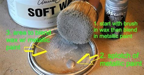 chalk paint zinc finish faux zinc finish how to furniture how to