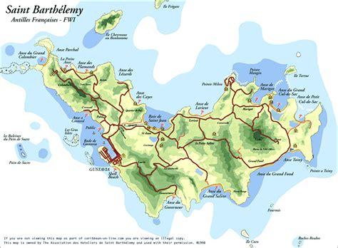 st barths map keep going todo sobre el kite y los deportes extremos