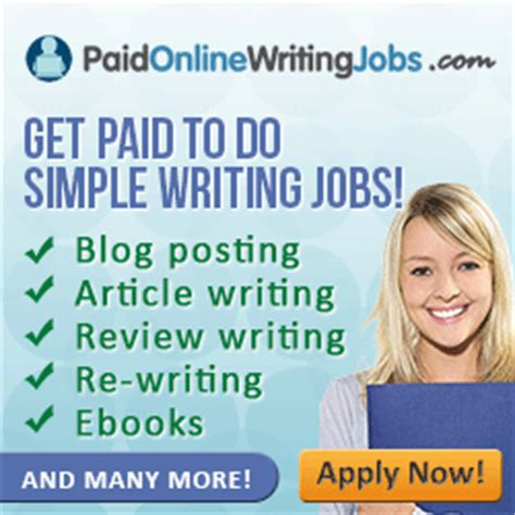 Online Writing Jobs Work From Home - real writing jobs work at home south africa