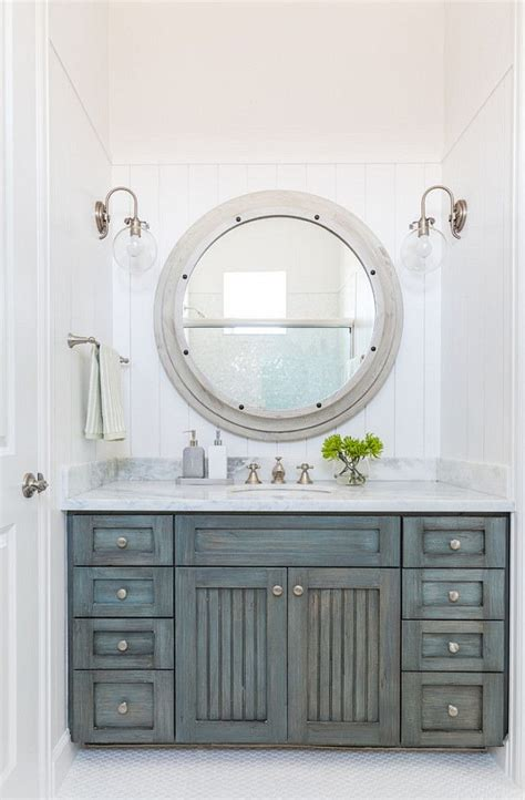 beach house bathroom mirrors best 25 beach house bathroom ideas on pinterest