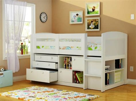kids storage bed white twin storage beds for kids with drawer home interiors