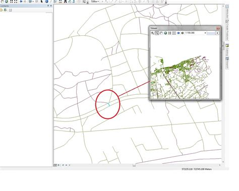 arcmap layout zoom arcobjects selected feature how to zoom in arcmap viewer