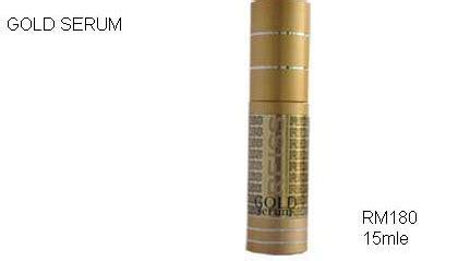 Serum Gold Asli reiss skin care 02 22 12
