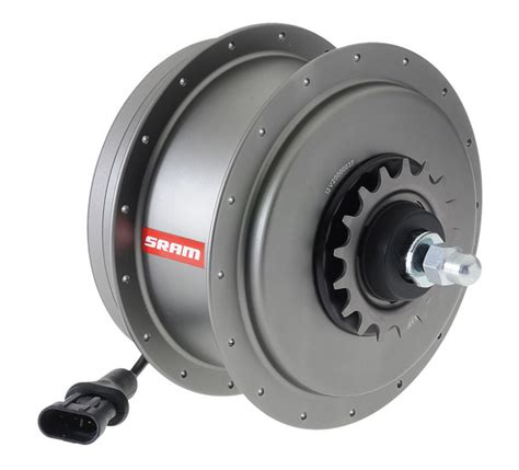 Alarm Motor Matic 2 speed hub motors are a new idea with great potential