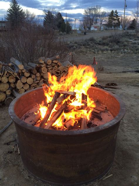 Cowboy Firepit 1000 Images About Pit Ideas Cowboy Cooking On Stove Drums And Wood Heaters