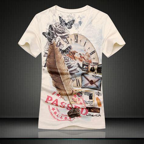 design t shirt anime mens t shirts printed artee shirt