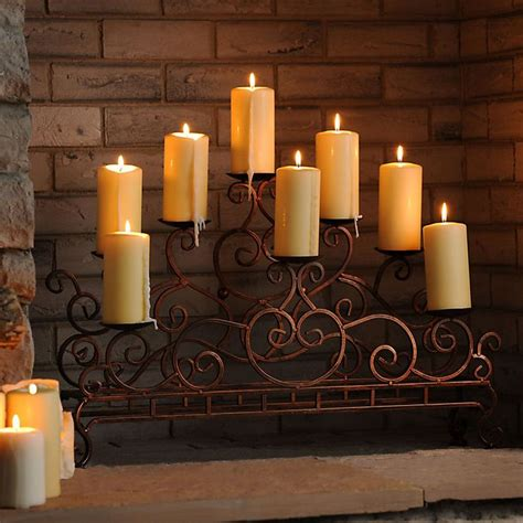 Electric Candle Fireplace by 25 Best Ideas About Fireplace On