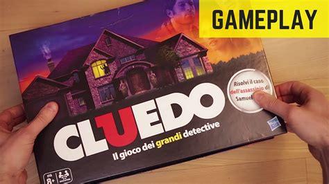 giochi da tavolo per ragazzi cluedo il gioco da tavolo dei grandi detective gameplay
