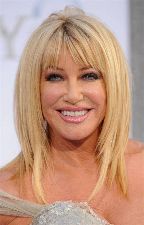 Who Cuts Suzanne Somers Hair | blonde haircut for women over 60 suzanne somers