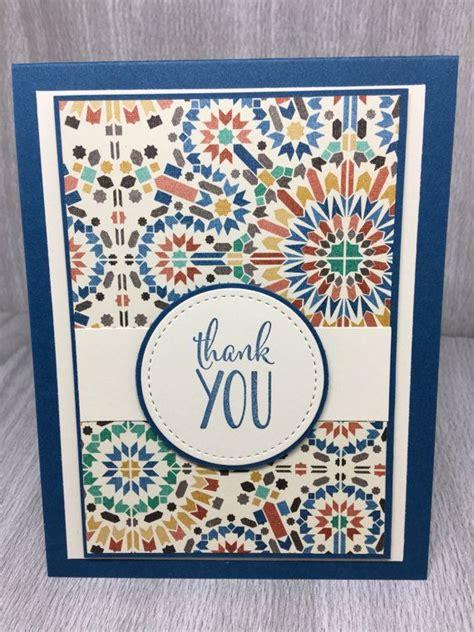 Thank You Cards Ideas Handmade - 25 best ideas about handmade thank you cards on
