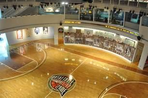 basketball of fame springfield massachusetts 1