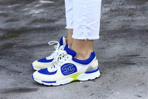 Harga Kasut Chanel harga beribu lihat rekaan sneakers dari rumah fesyen ternama