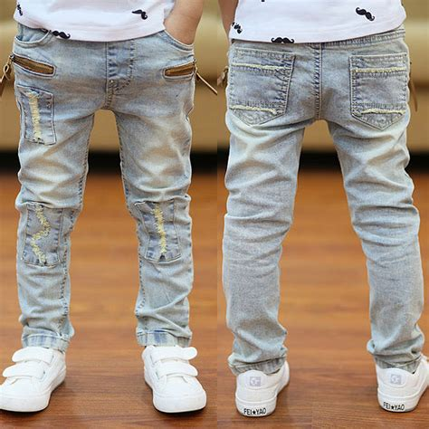 are colored pants in style for 2016 2016 spring autumn new boy jeans light colored good