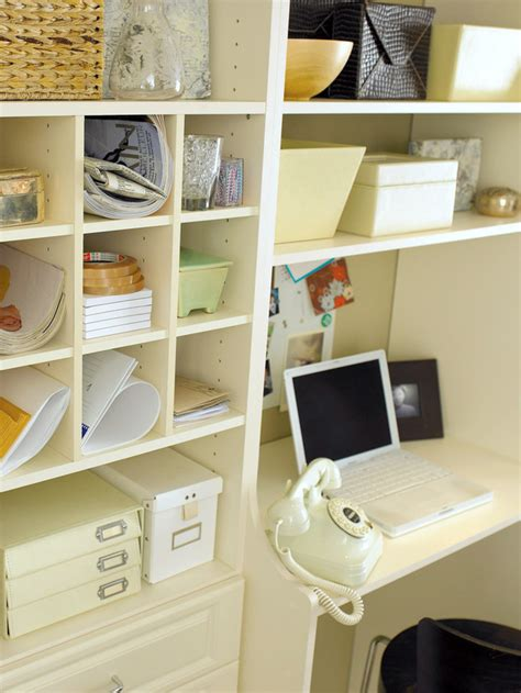 diy home office unclutter your home office organization ideas and how
