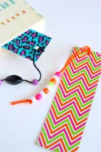homemade bookmarks easy gifts kids can make play cbc parents