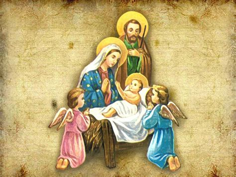 free christmas wallpapers of jesus in a manger all christian downloads jesus images