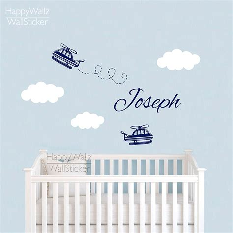 wall sticker baby aliexpress buy baby nursery airplane wall sticker