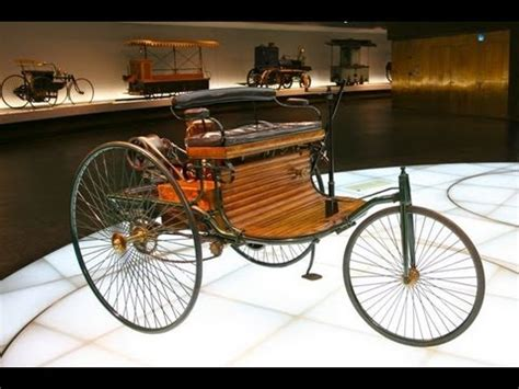 first mercedes benz 1886 the first car in the world benz patent motorwagen 1886