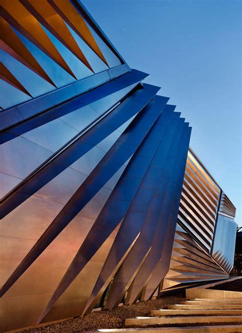 designboom zaha hadid eli and edythe broad art museum at msu opens designboom