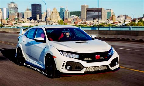2019 Honda Civic Type R by 2019 Honda Civic Type R Release Date And Changes Honda