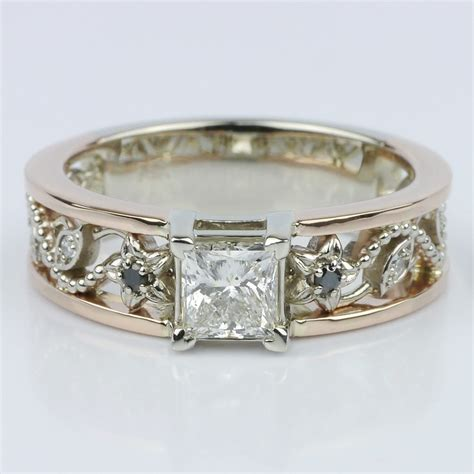 Wedding Ring Sets Antique Style