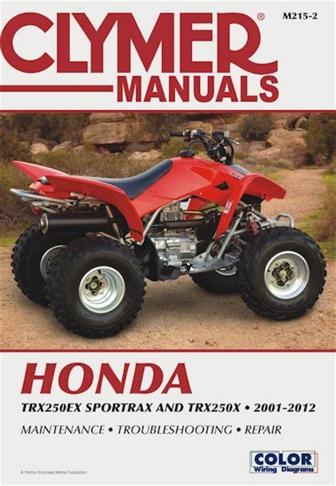 Honda Atv Manuals Honda Atv Service Manuals