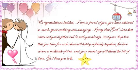 Wedding Congratulation Words by Best Wedding Congratulations Quotes Shainginfoz