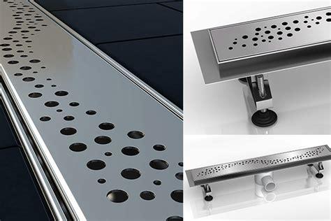 canaline per doccia creare una zona doccia su misura con box in crsitallo 8mm