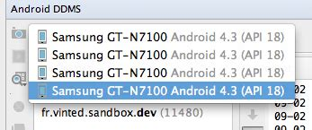 android studio no debuggable applications can t attach android studio s debugger to android process android codedump io